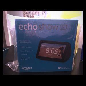 NWOT Echo Show 5